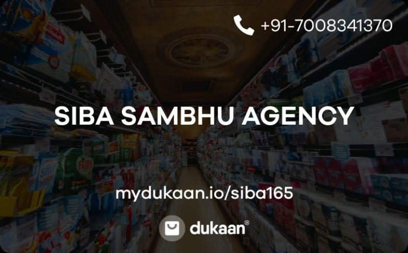 SIBA SAMBHU AGENCY