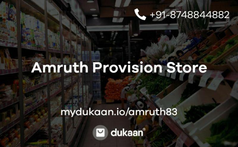 Amruth Provision Store