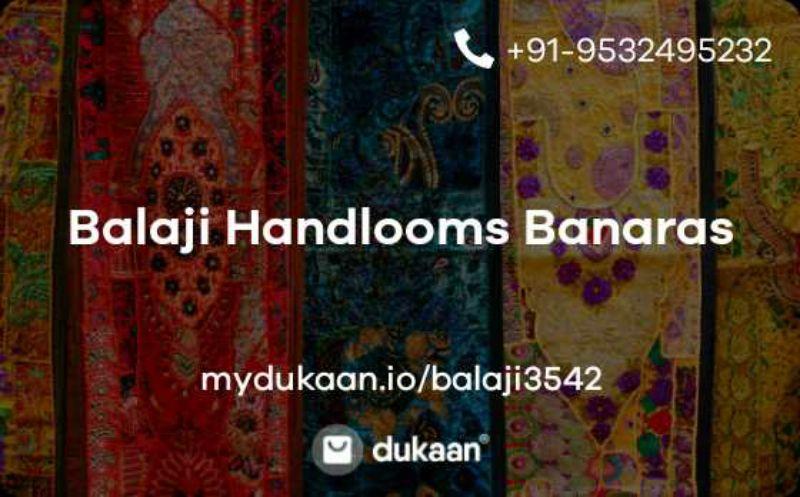 Balaji Handlooms Banaras