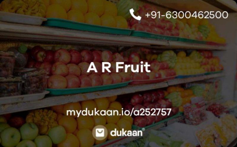 A R Fruit