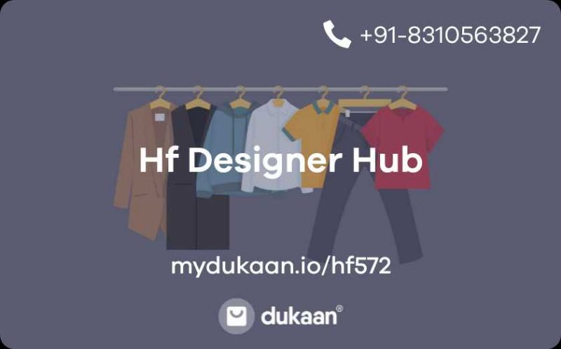 Hf Designer Hub