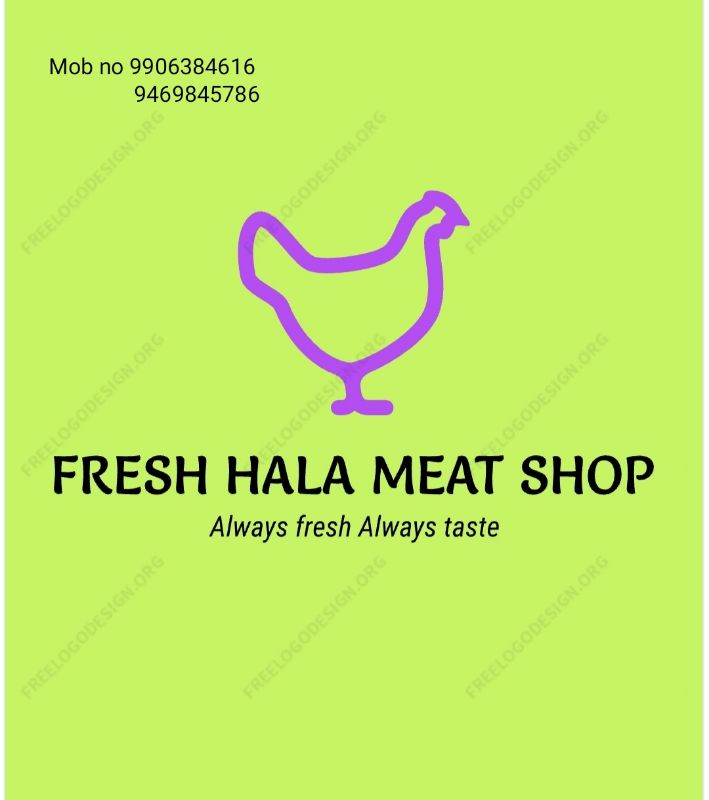 Fresh Halal Meat Shop