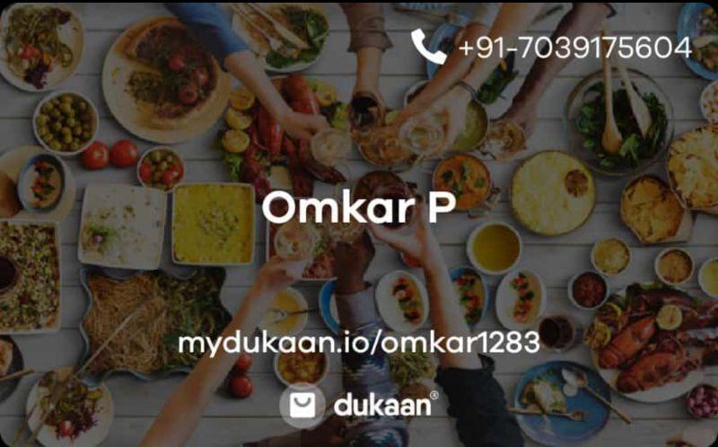 Omkar P