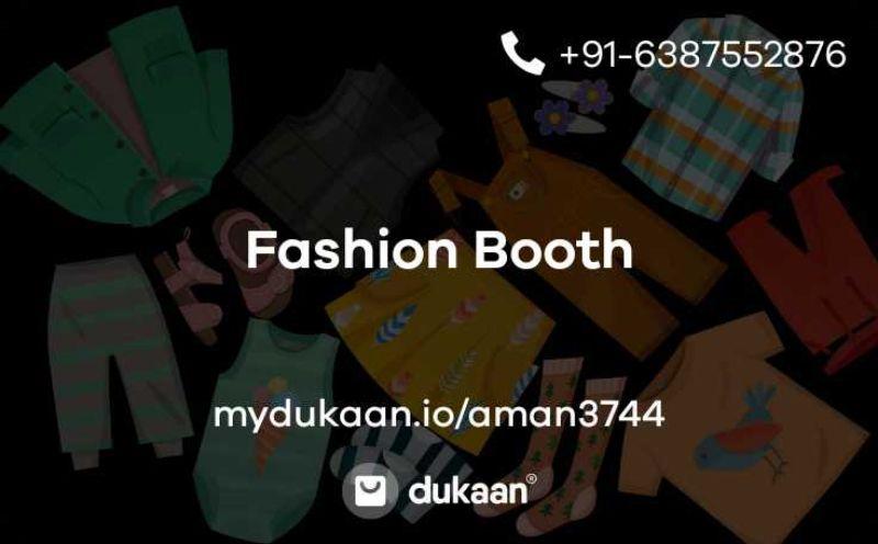 Fashion Booth