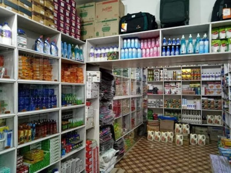 Deepak Store,FMCG & Grocery,Tifra Bilaspur Chattisgarh