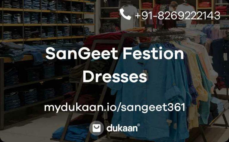 SanGeet Festion Dresses