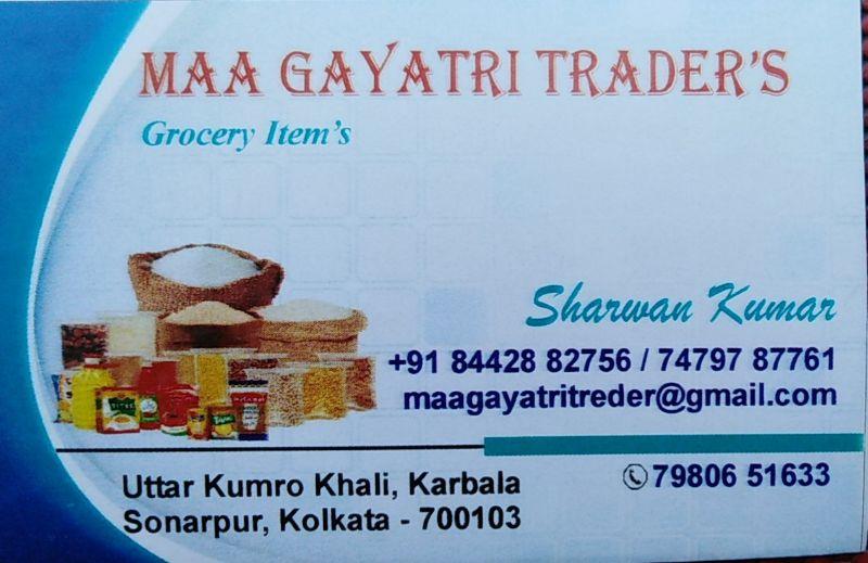 Maa Gayatri Treder's