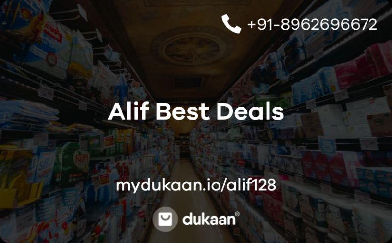 Alif Best Deals