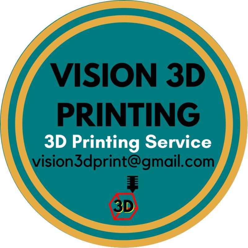 Vision 3D Printing