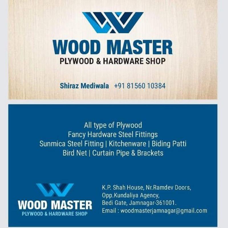 Wood master Plywood And Laminates shop