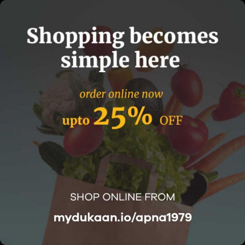 Apna Shop ( Free Home Delivery )