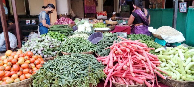 Annanya Virities And Vegetable