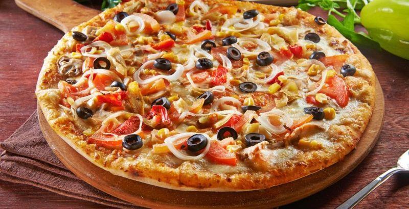 pizza restaurant