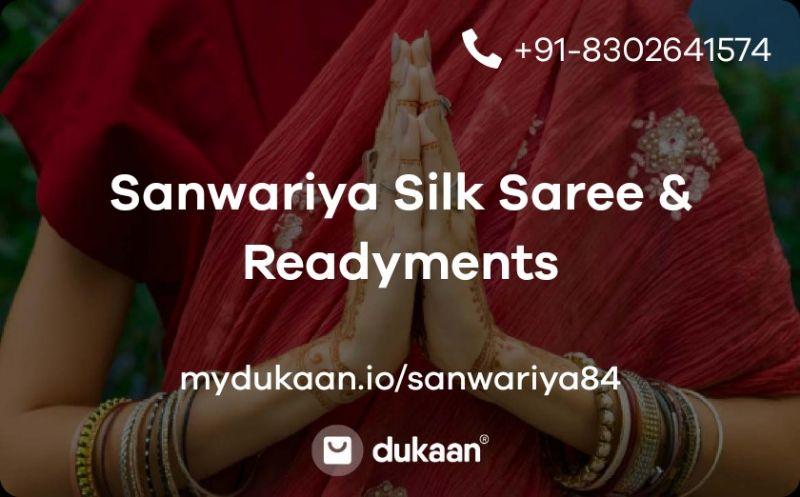 Sanwariya Silk Saree & Readyments