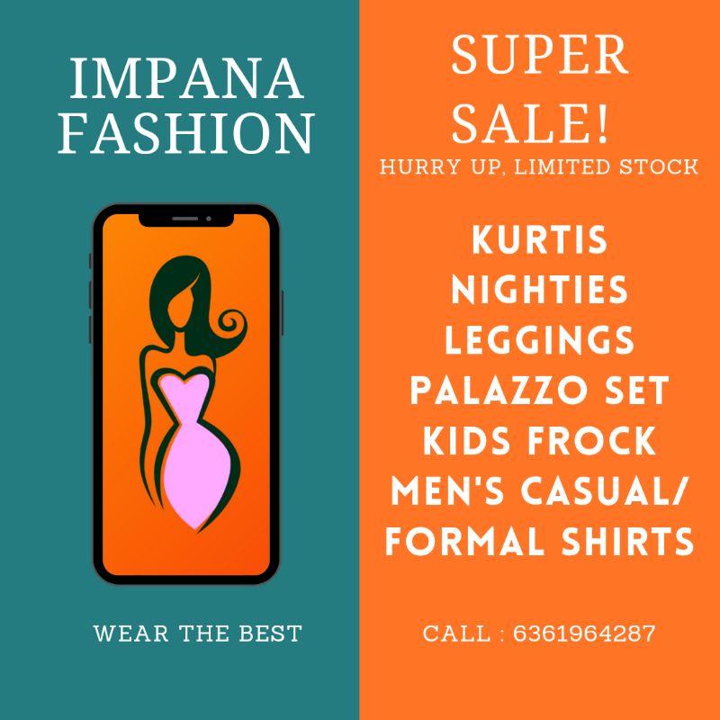 Impana Fashion