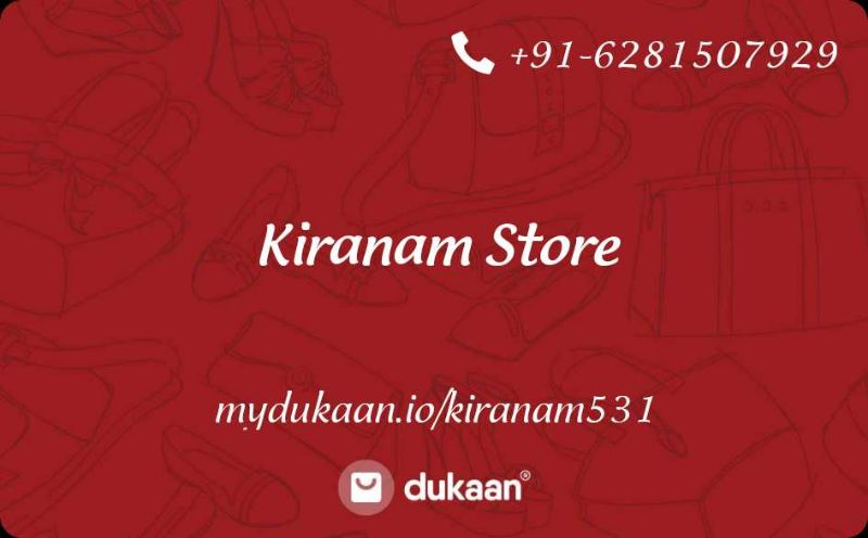 Kiranam Store