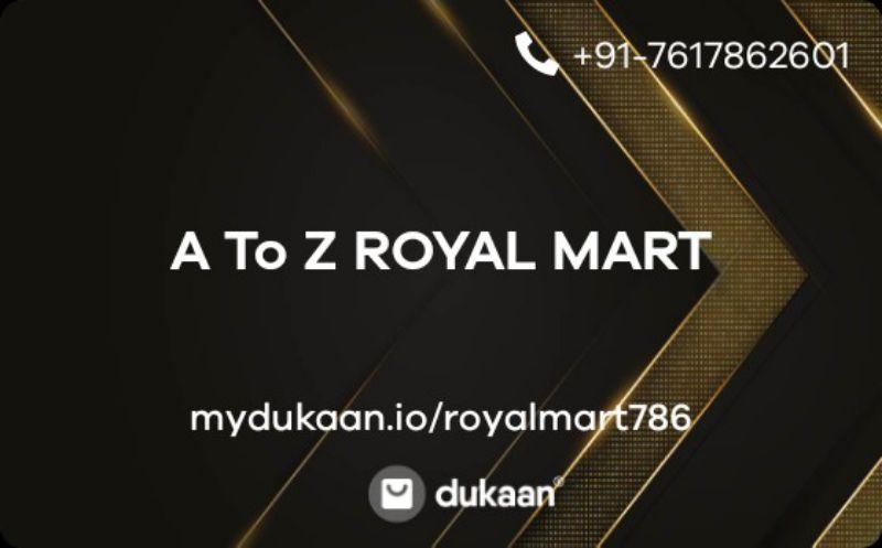 A To Z ROYAL MART
