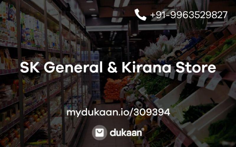 SK General & Kirana Store