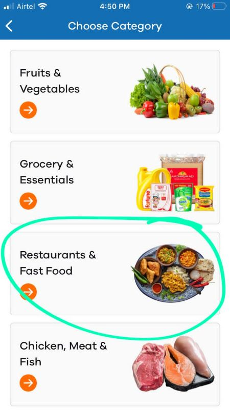 Sai Baba Fast Foods