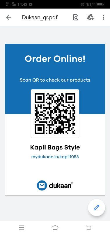 Kapil Bags Style