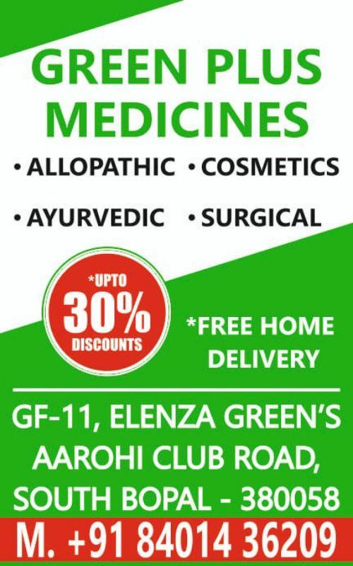 Green Plus Medicines
