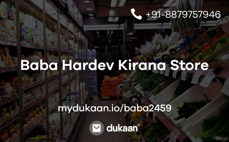 Baba Hardev Kirana Store