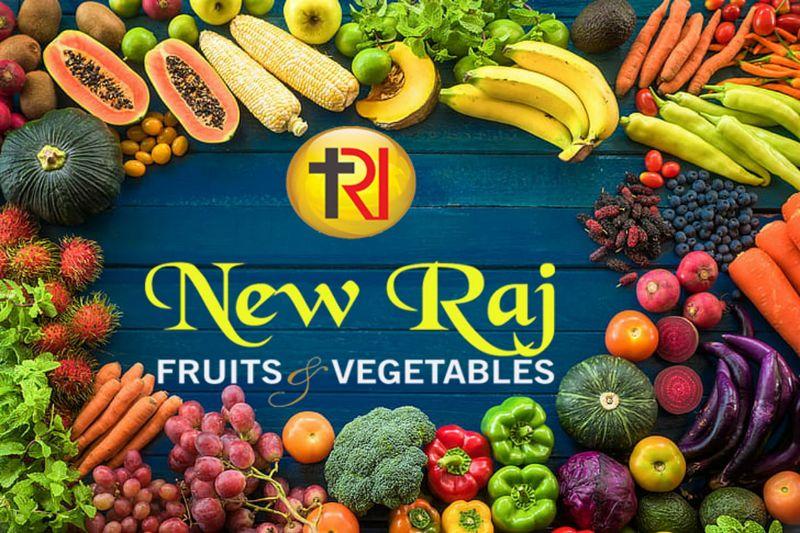 NEW RAJ FRUITS & VEGETABLES