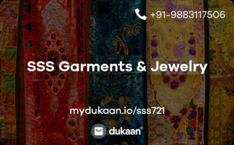SSS Garments & Jewelry