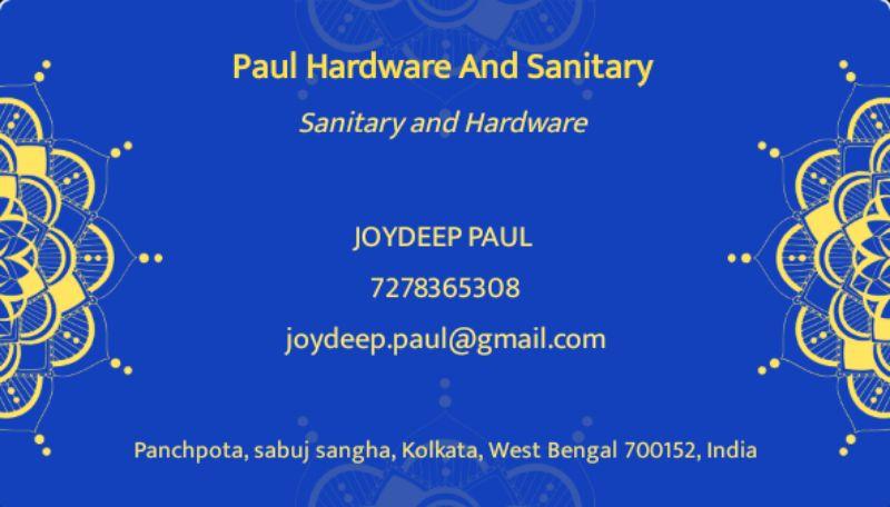 Paul hardware And Sanitary