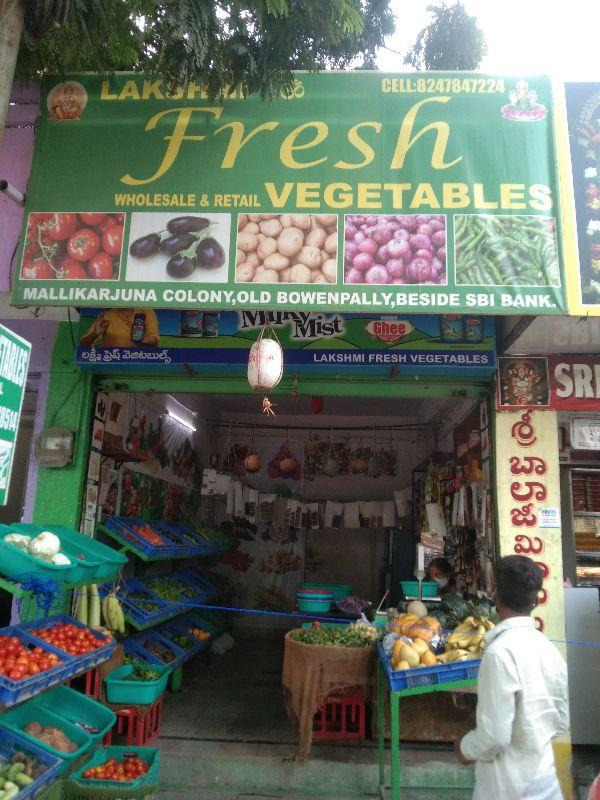 Lakshmi Fresh Vegitables