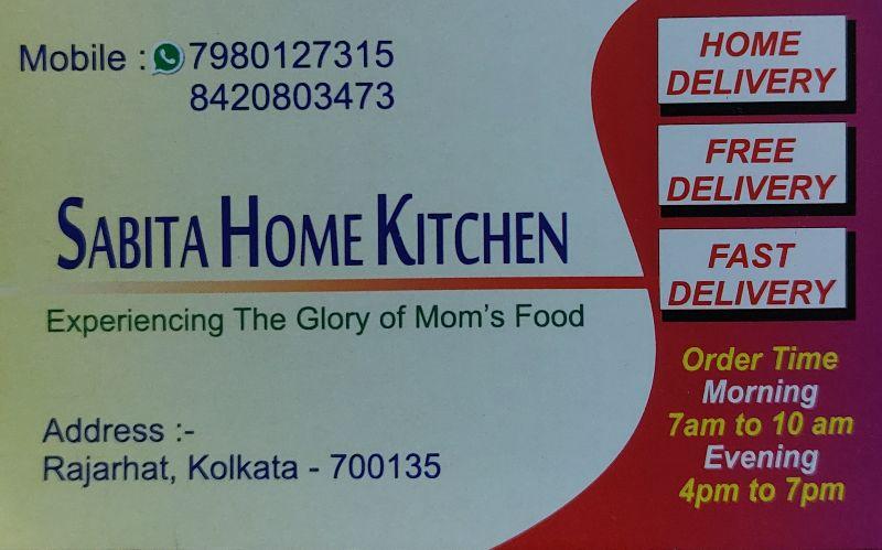Sabita Home Kitchen