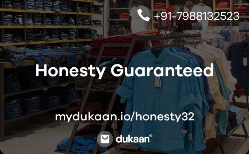 Honesty Guaranteed