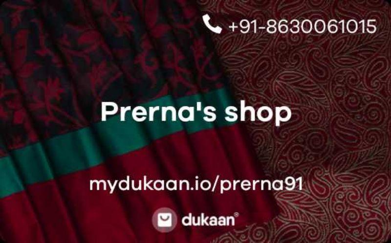 Prerna's shop