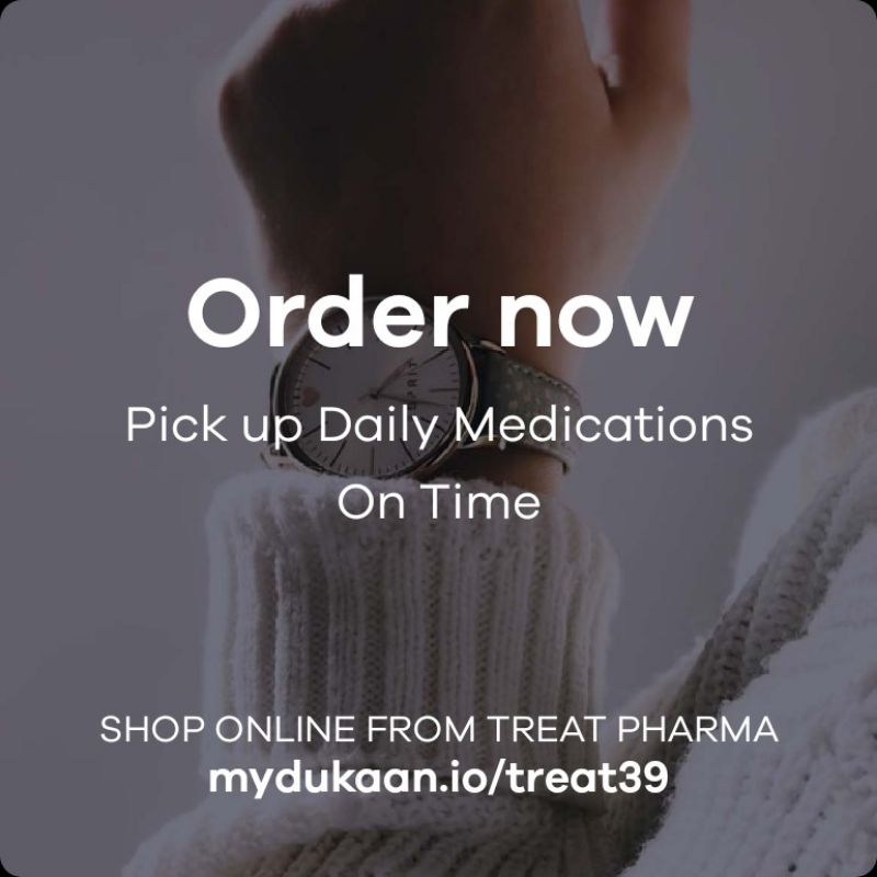 Treat Pharmacy Hall