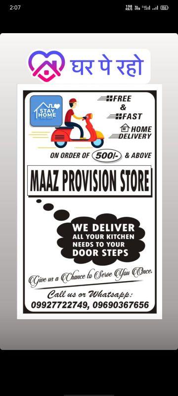 Maaz Provision Store