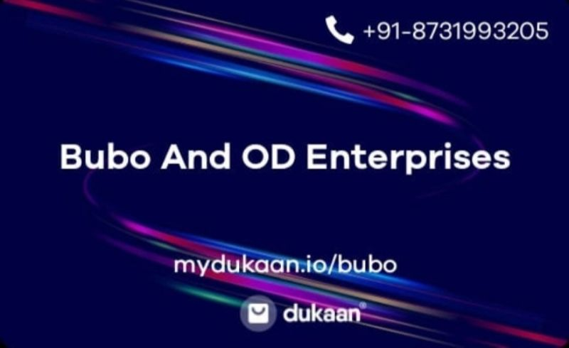 Bubo And OD Enterprises