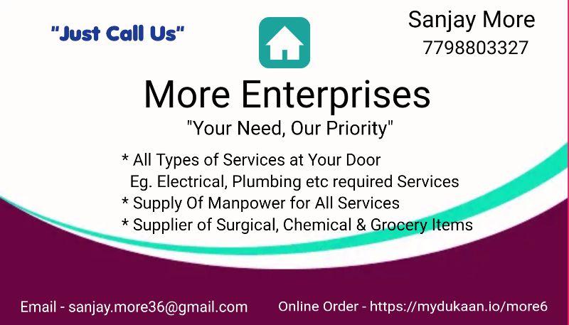 More Enterprises