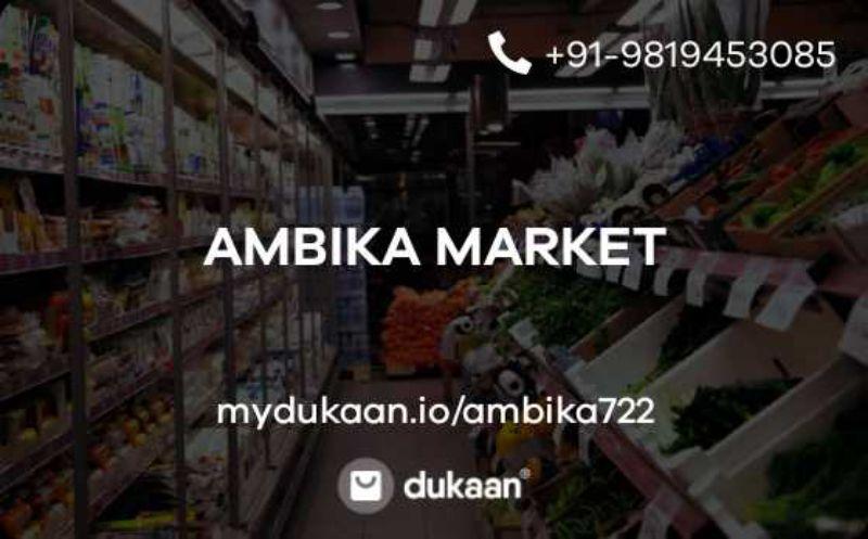 AMBIKA MARKET