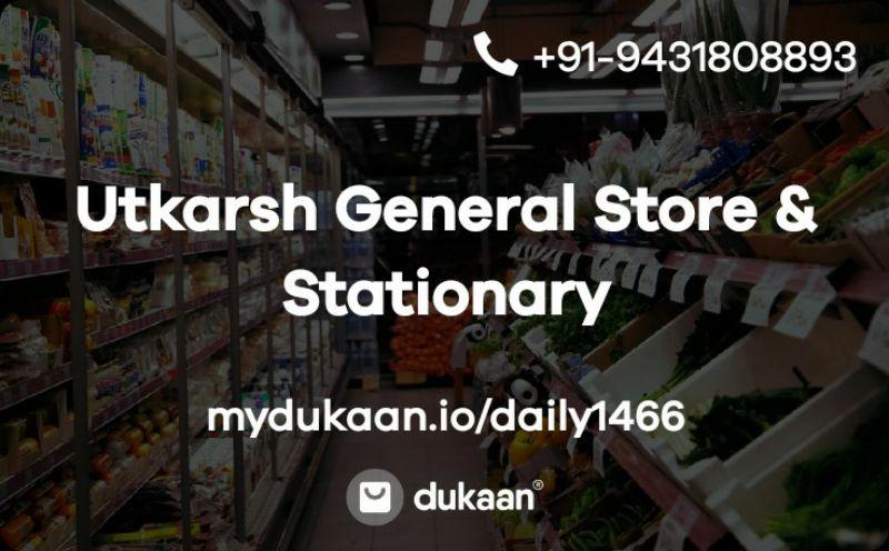 Utkarsh General Store & Stationary