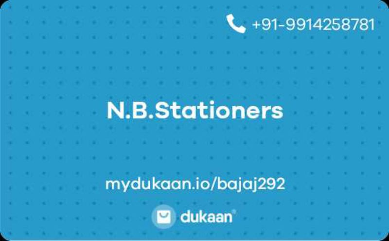 N.B.Stationers
