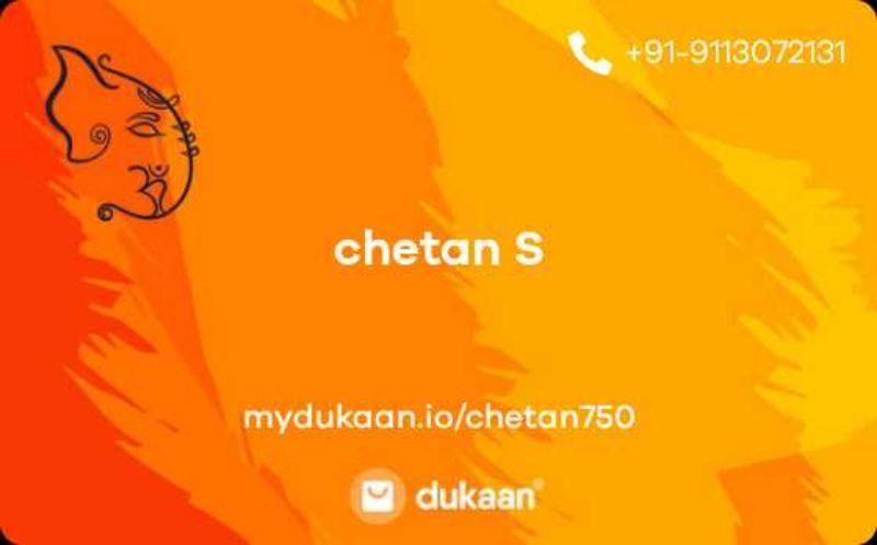 chetan S