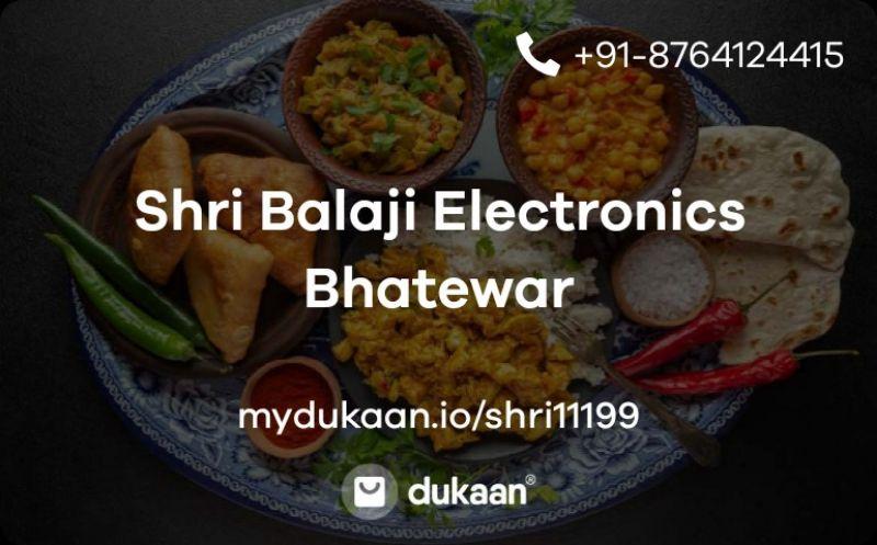Shri Balaji Electronics Bhatewar