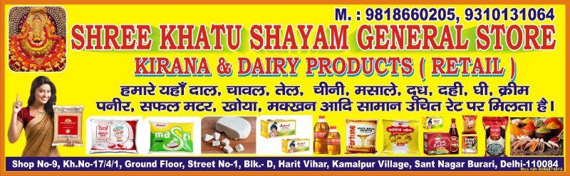 Sh Khatu Shyam General Store