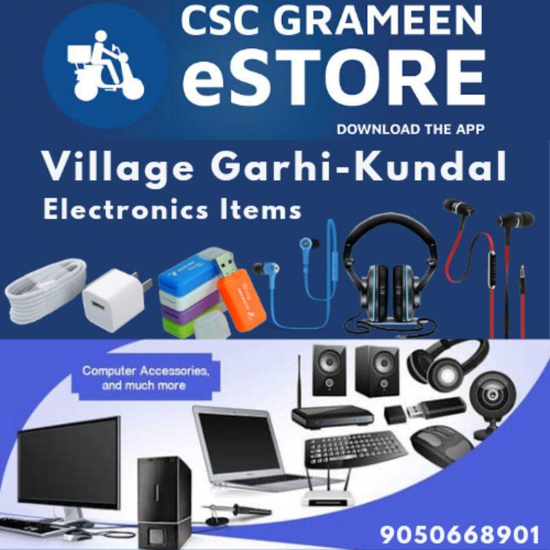 CSC Accessories Garhi-Kundal