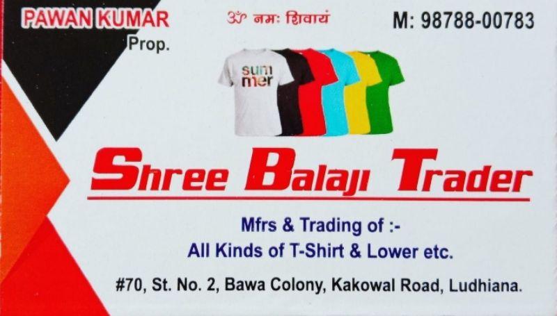 Shree Balaji Traders