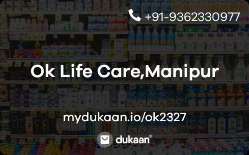 Ok Life Care,Manipur