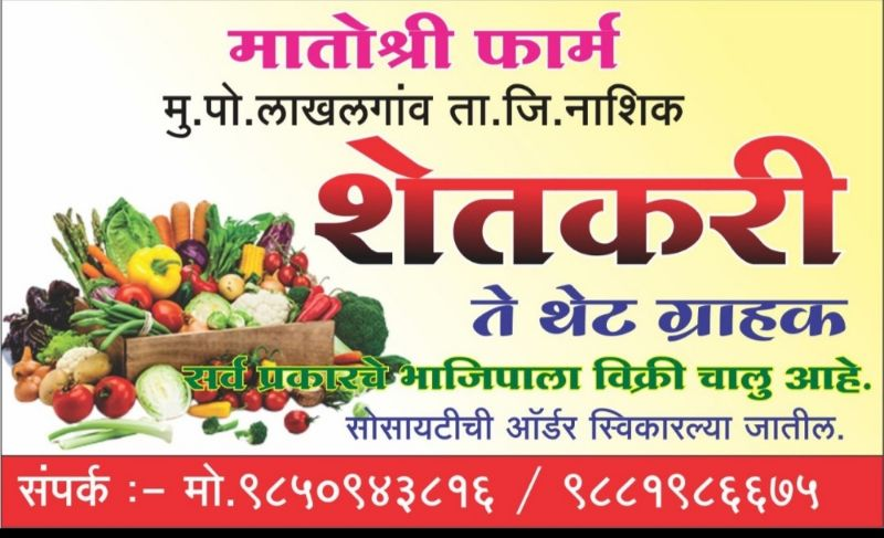 Matoshri Farm Fruits& Vegitable