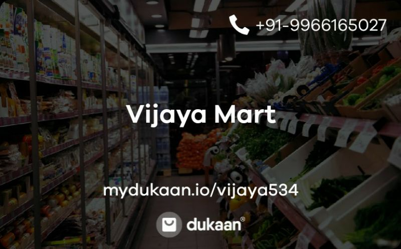 Vijaya Mart
