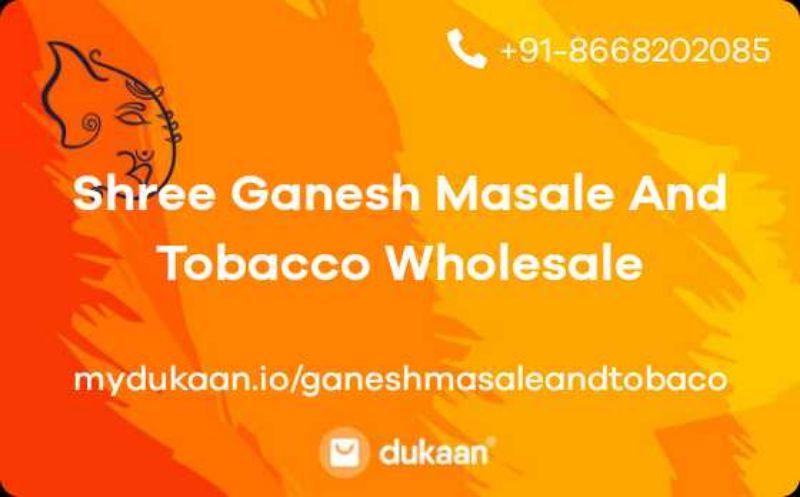 Shree Ganesh Masale And Tobacco Wholesale