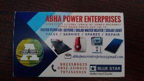 ABHA POWER ENTERPRISES